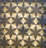 verspreide lichte semi transparante verlichtingsinrichtingen stock afbeeldingen