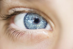Verständnisvolle Augen Lizenzfreie Stockfotos