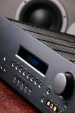 Verstärker und Lautsprecher Stockbilder