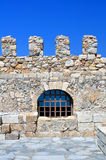 Verstärkung: Venetianisches Schloss (Koules), in Kreta. Stockfoto
