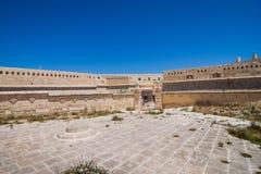 Verstärkungen von Valletta auf der Malta-Insel Lizenzfreies Stockbild