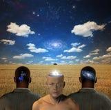 Verstand von Männern Lizenzfreie Stockbilder
