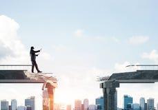 Versteckte Risiken und Gefahrenkonzept Stockfotos