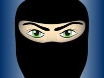 Verstecktes Gesicht Lizenzfreies Stockfoto