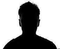 Verstecktes Gesicht Lizenzfreie Stockfotos