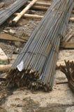 Versterkend staal Royalty-vrije Stock Afbeeldingen