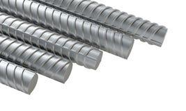 Versterkend staal 3D Illustratie Stock Afbeelding