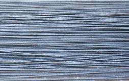 Versterkende staalstaaf Stock Fotografie