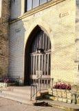 Versterkt klooster Royalty-vrije Stock Fotografie