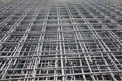 Versterkt staal Stock Afbeeldingen