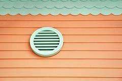 Verstrek verse lucht in huis Ventilatie op huis De gehele systemen van de huisventilatie Manieren om uw huis te ventileren lucht royalty-vrije stock foto