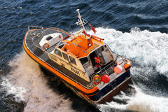 Versuchsboot Lizenzfreies Stockfoto