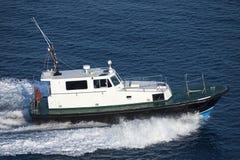 Versuchsboot Lizenzfreie Stockbilder