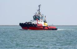 Versuchsboot Stockfoto