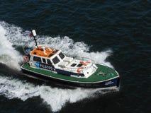 Versuchsboot in Spanien Lizenzfreie Stockfotos