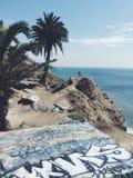 Versunkene Stadt Kalifornien lizenzfreies stockfoto