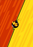 Versus Element Template 1 Stock Photography