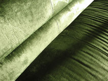 Vert écrasé Photo stock