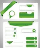 Vert illustration libre de droits