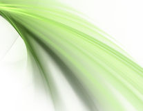 Vert abstrait Photos libres de droits