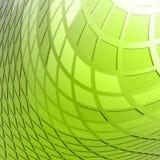 Vert abstrait background1 Photographie stock libre de droits