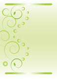 Vert abstrait background2 photos libres de droits