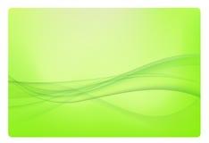 vert abstrait de fond Photographie stock