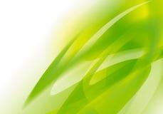 vert abstrait de fond Images libres de droits