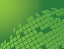 vert abstrait de fond Photo libre de droits
