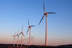 vert d'énergie Images libres de droits