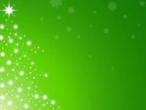 Vert d'arbre de Noël Illustration Libre de Droits