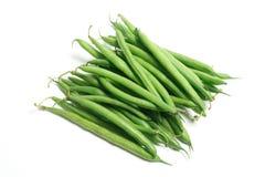 vert d'haricots Photo stock