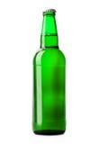 Vert de bouteille à bière Images stock