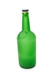 vert de bouteille Photographie stock
