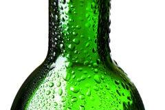 vert de bouteille Photos libres de droits