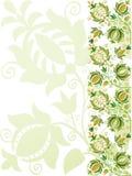 vert de fleur de conception fleuri Photos libres de droits