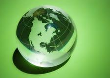 vert de la terre Image stock