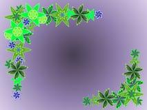Vert de lavande Image libre de droits