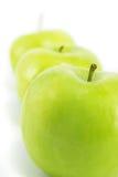 vert de pommes Photos libres de droits