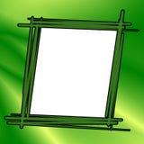 vert de trame Photos libres de droits