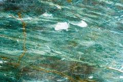 Vert ou Emerald Marble Photos stock