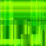 Vert peint à la main abstrait d'aquarelle Photographie stock libre de droits