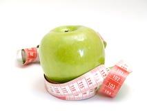 vert pomme Photographie stock libre de droits
