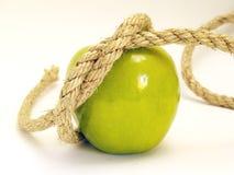 vert pomme Images libres de droits