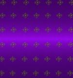 Vert sur l'ultraviolet Photographie stock libre de droits
