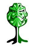 Vert vivant Photos stock