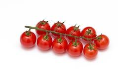 Vertak me een tomaat Royalty-vrije Stock Afbeeldingen