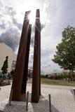 Vertegenwoordiging van Berlin Wall Watchtower royalty-vrije stock afbeelding