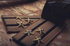 Verteidiger des Vaterland-Tages bemannt am 23. Februar Tag Stockbild