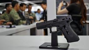 15. Verteidigung hält Asien-Ausstellung 2016 instand Lizenzfreie Stockfotografie